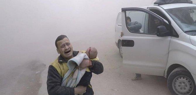 Suriye'de geçen ay 167 sivil hayatını kaybetti