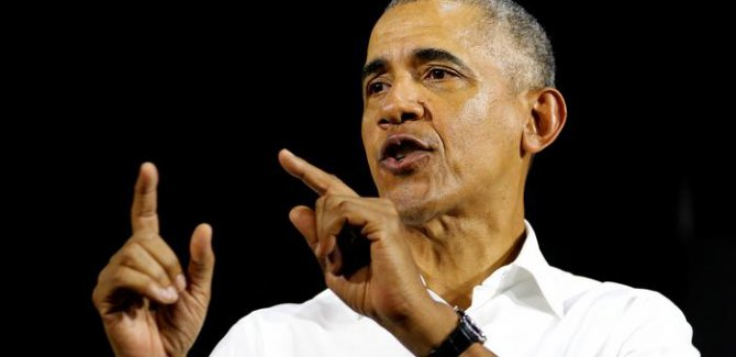 Obama: Trump öfke ve korku saçıyor