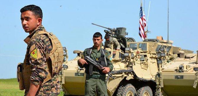 ABD ve DSG güçlerinden ortak gözetim