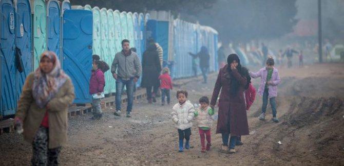 "Avrupa Konseyi'nden Yunanistan'a ""mülteci kampı"" eleştirisi"