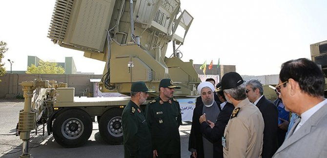 İran, kendi yapımı hava savunma sistemlerini test etti