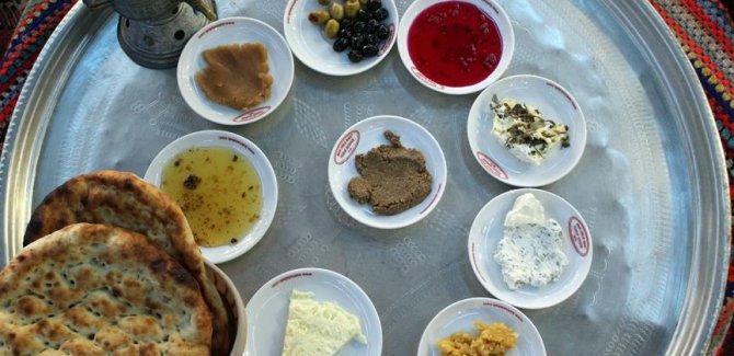Van kahvaltısının önemli lezzeti kavut tescillendi