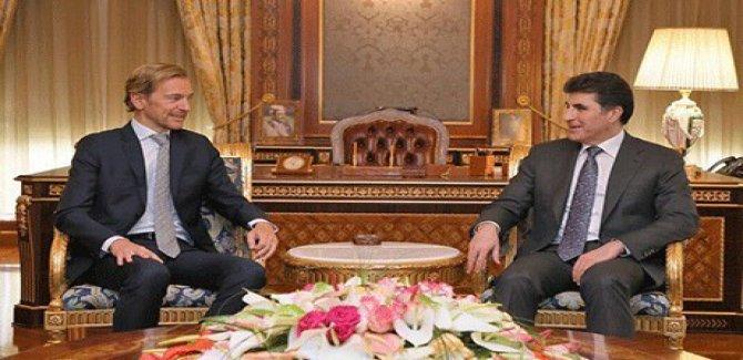 Başbakan Barzani: Müzakerelere hazırız