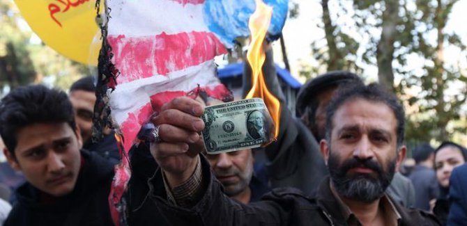 İran'a yaptırımlar ve Ortadoğu'daki güç dengeleri