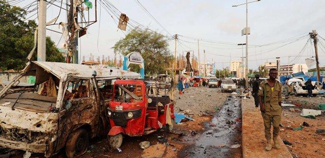 Şiddetin sıradaki adresi Somali oldu