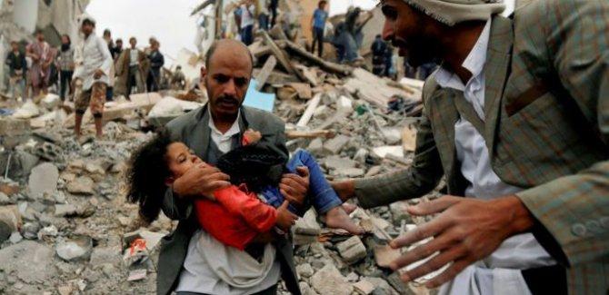 Suudi Komedisi: Yemen Halkının Yanındayız