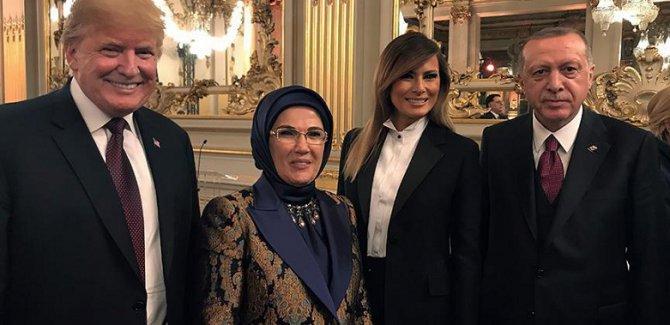 Beyaz Saray'dan Erdoğan - Trump açıklaması