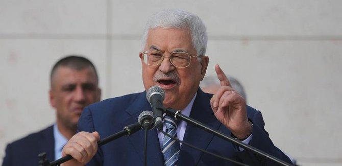 Abbas: Filistin davası zor bir süreçten geçiyor