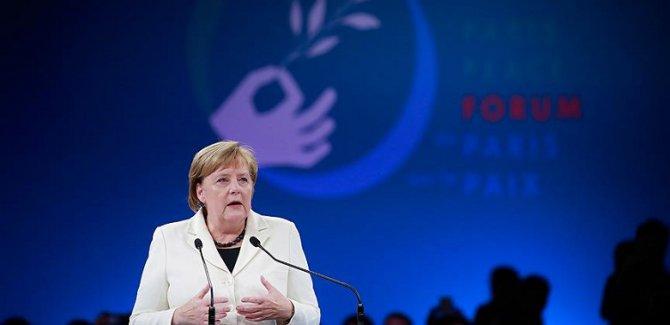 Merkel'den Yemen açıklaması