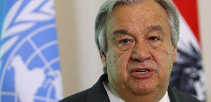 Guterres: Gazze gelecekten umudu olmayanların hapishanesi