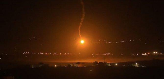 Siyonist saldırılar sonucu en az 10 Filistinli şehit oldu!