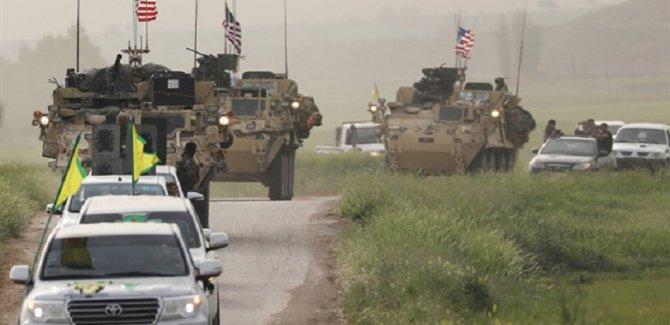 ABD: YPG'yle ilişkimiz geçici, taktiksel