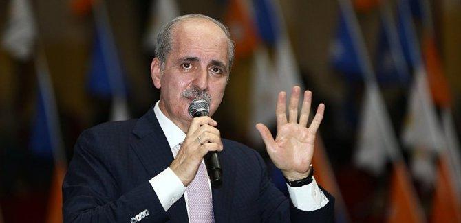 Kurtulmuş'tan Kürt, Türk Açıklaması