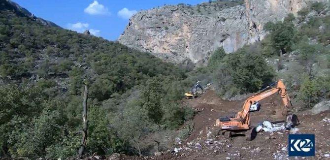 Dergeheke din di navbera Herêma Kurdistan û Tirkiyê de tê vekirin