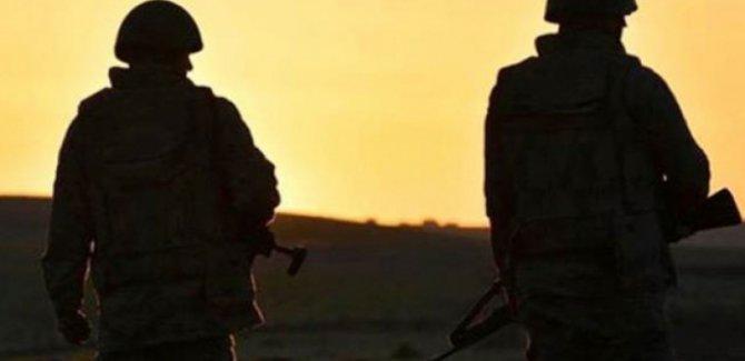Uludere'de patlama: 1 asker hayatını kaybetti, 4 yaralı