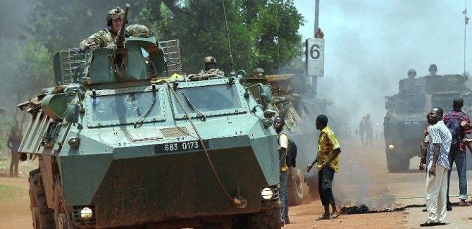 Orta Afrika Cumhuriyeti'nde silahlı çatışma: 37 kişi öldü