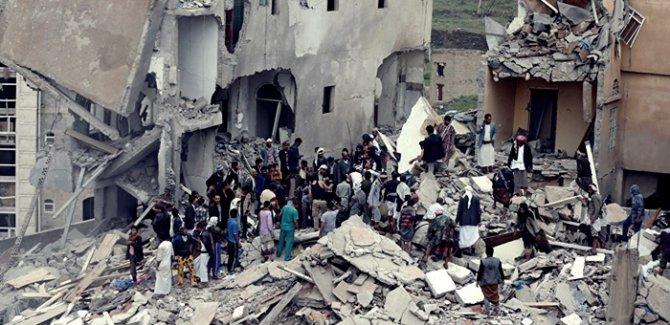 'Yemen felaketin eşiğinde İnsanlık kendinden utanmalı!'