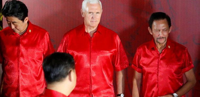 ABD-Çin kavgasının gölgesinde APEC zirvesi