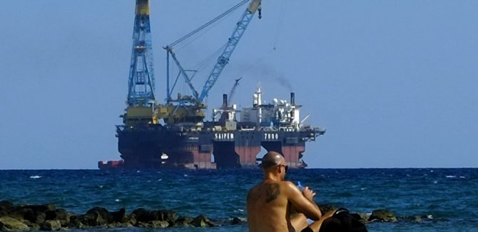 Akdeniz'de gerilim artıyor