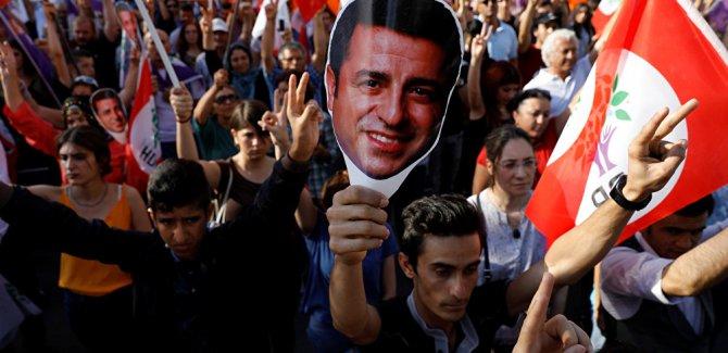 Demirtaş'ın ismi Diyarbakır adaylığı için konuşuluyor