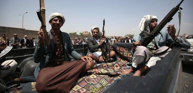 Husilerden barış girişimi: Füze atılmasına son verilsin