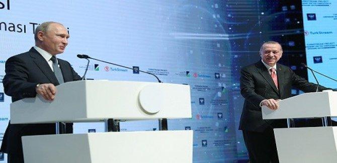 Tirkiye û Rusya peywendiyên xwe yên bazirganî bihêz dikin