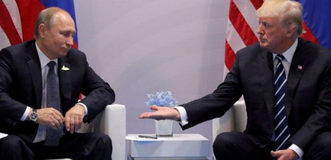 Putin, ABD'ye resti çekti