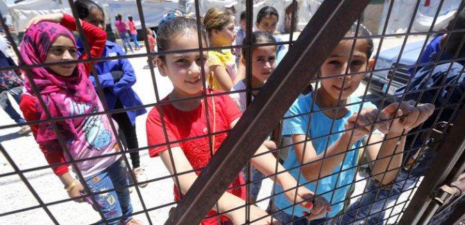 UNESCO'dan mülteci çocukların eğitimi için uyarı
