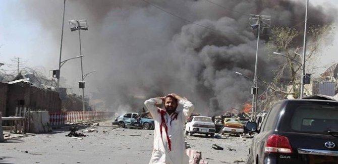 Afganistan'da Patlama Onlarca Kişi Öldü