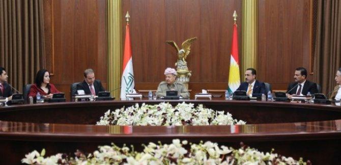 Barzanî şîret li parlamenteran kir: Bersiva wefaya gelê Kurdistanê bidin