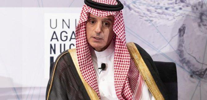 Suudi Bakan yineledi: Veliaht Prens kırmızı çizgimiz