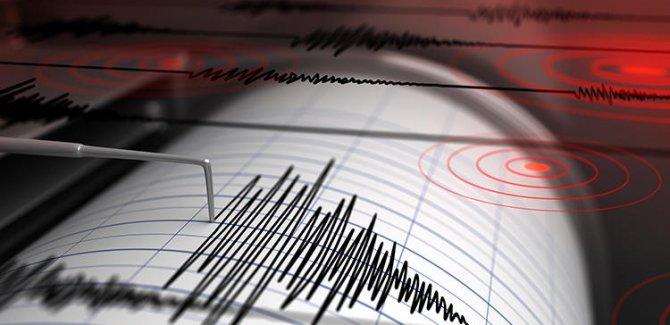 Şırnak'ta 4,1 büyüklüğünde deprem