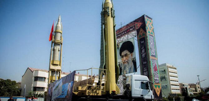 İran'dan ABD'ye tehdit: Vururuz