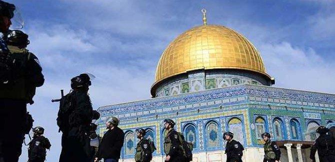 Filistin Yönetiminden Faşist İsrail'e Uyarı