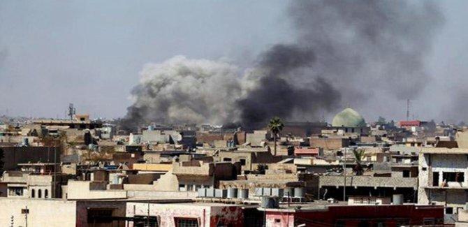 Musul'da patlama: Ölü ve yaralılar var