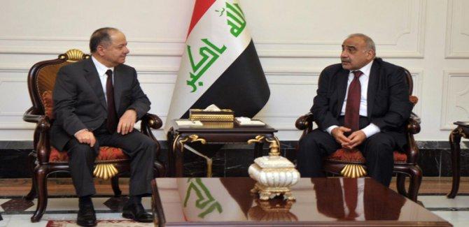 Başkan Barzani: Çözüm için destek vereceğiz