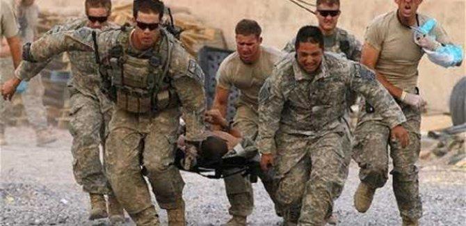 Afganistan'da ABD Askeri Öldürüldü