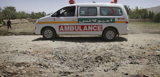 Taliban'dan konvoya baskın: 22 polis öldü