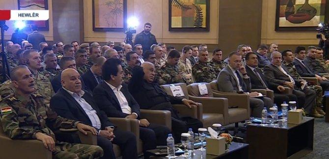 Peşmerge Bakanlığı Reform Konferansı başladı