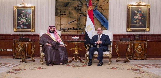 Mısır ile Suudi Arabistan'dan Katar ablukasına devam