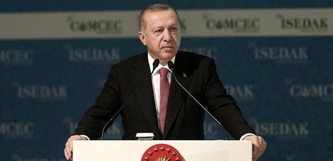 Erdoğan: Milli para kullanmaktan başka çıkış yolu yok