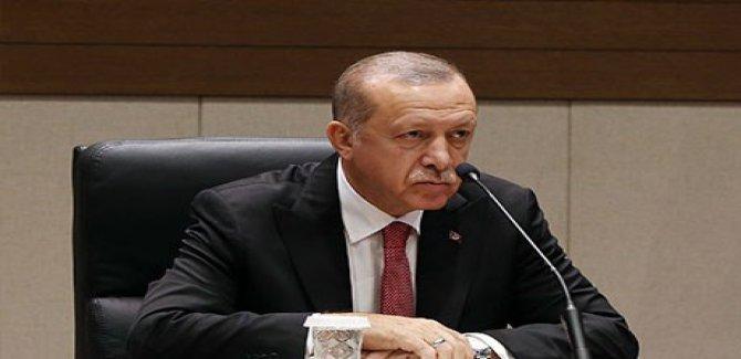 Erdoğan: Trump'la Münbiç konusunu görüşeceğiz
