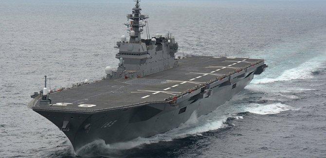 Japonya, 2. Dünya Savaşı sonrası ilk kez uçak gemisi edinecek