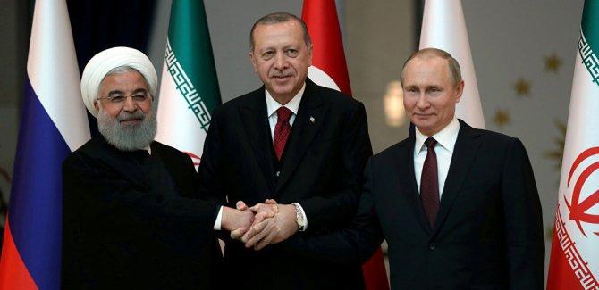 Putin: Rusya, İran ve Türkiye, Suriye Anayasası için çalışıyor