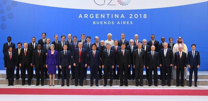 G20 zirvesi sonuç bildirgesi: ABD'ye rağmen...