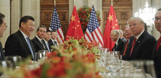 ABD ve Çin arasında geçici uzlaşma sağlandı