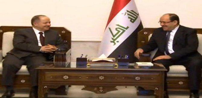 Maliki: Barzani referandum sonuçlarında kararlı