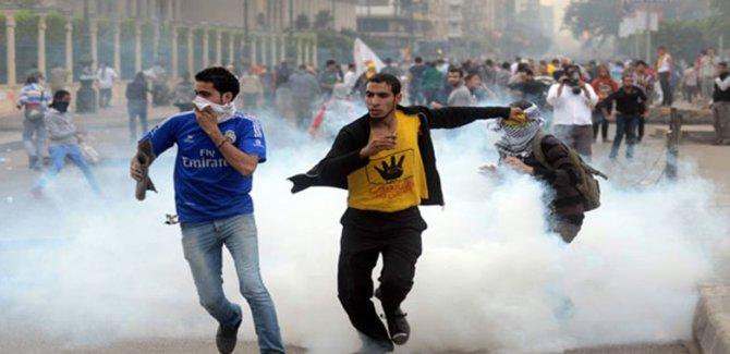 Valiliği kuşatan protestoculara ateş açıldı