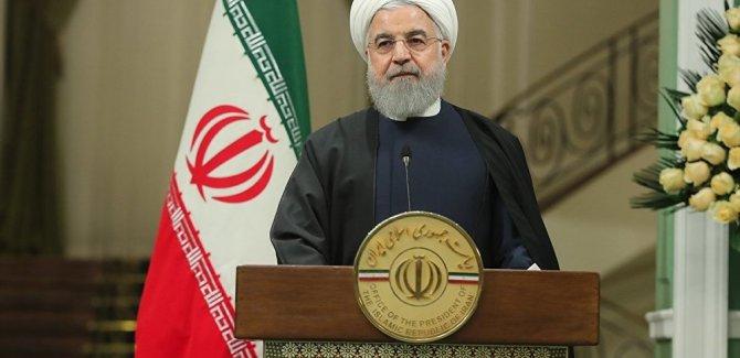 Ruhani: ABD ile nükleer müzakere doğruydu