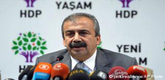HDP'li Demirtaş, Önder ve Baluken'in cezaları onandı